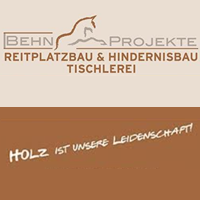 Behn Projekte Reitplatz- & Hindernisbau
